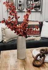 "11.65"" Cross Pattern Vase"