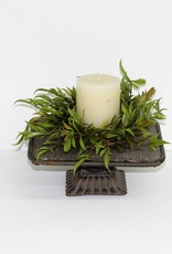 Smilax Candle Ring (2 sizes available)