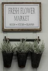 Fresh Flower Market