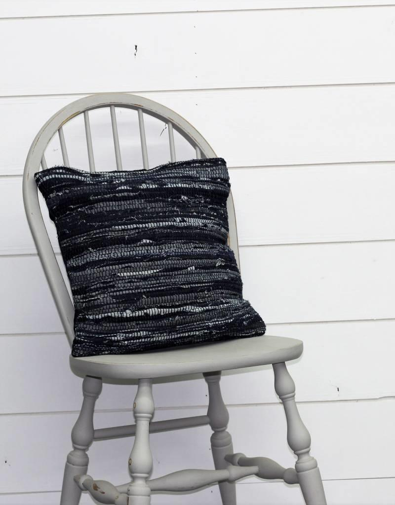 Denim Chindi Pillow