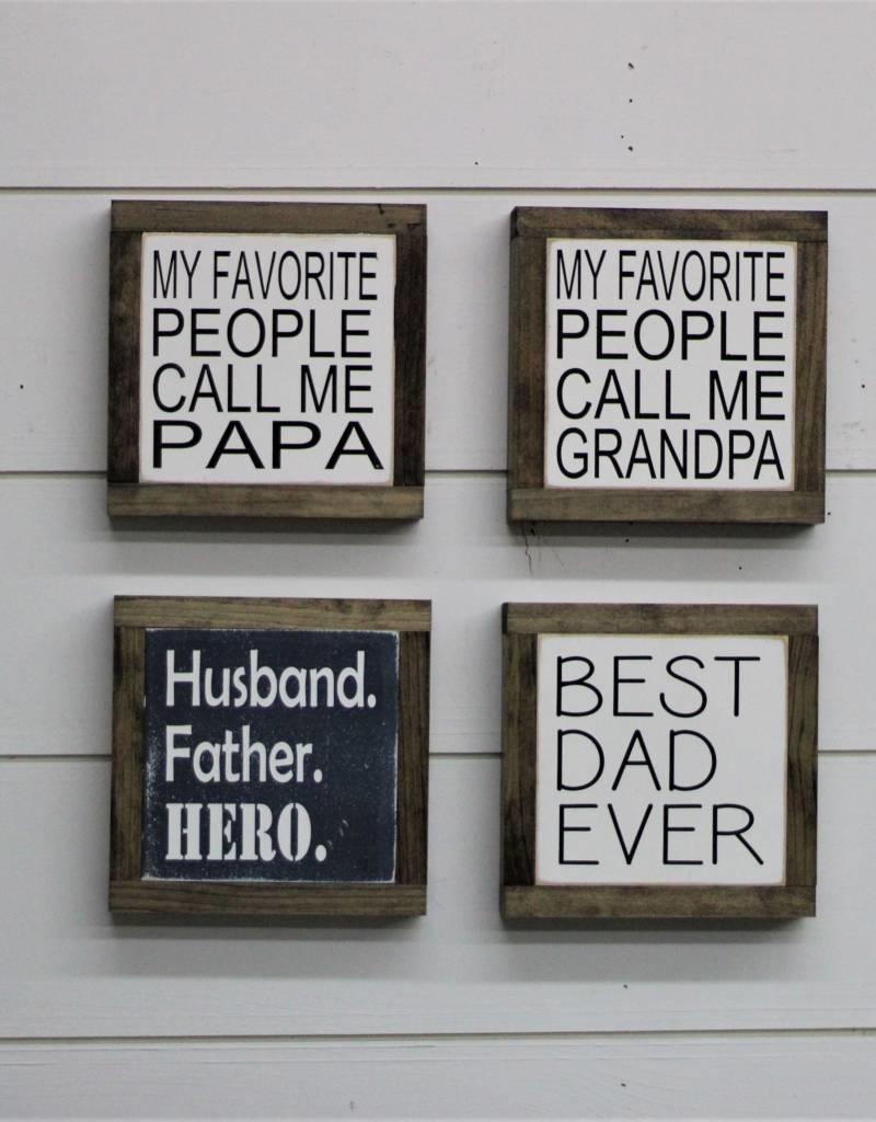 Dad's Minis