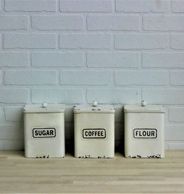 Provision Canisters (set of 3)