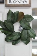 """5"""" Magnolia Wreath"""
