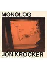Dark Entries Krocker, Jon: Monolog LP