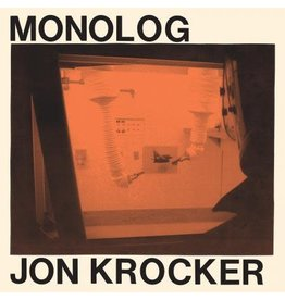 Dark Entries Krocker, Jon: Monolog LP
