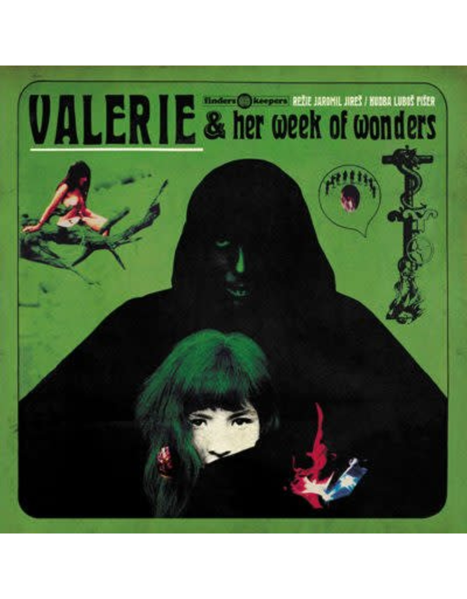 Finders Keepers Fiser, Lubos: Valerie and Her Week of Wonders LP