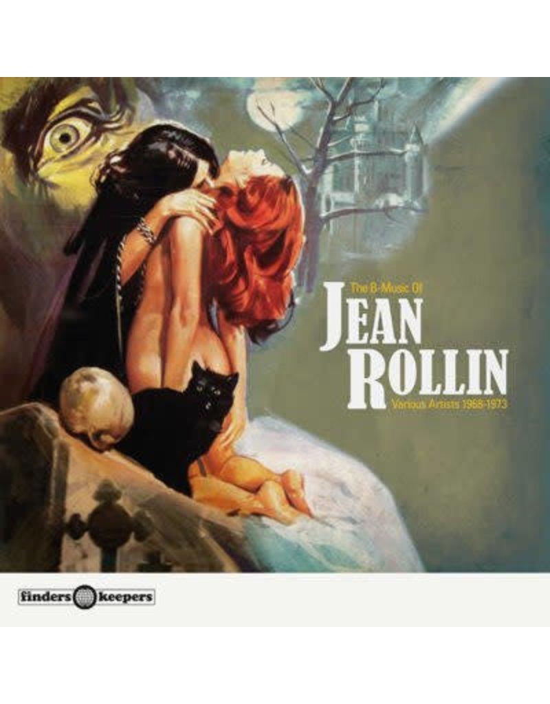 Finders Keepers Various: B-Music of Jean Rollin 1968-1973 LP