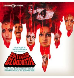 Finders Keepers Various: Bollywood Bloodbath LP