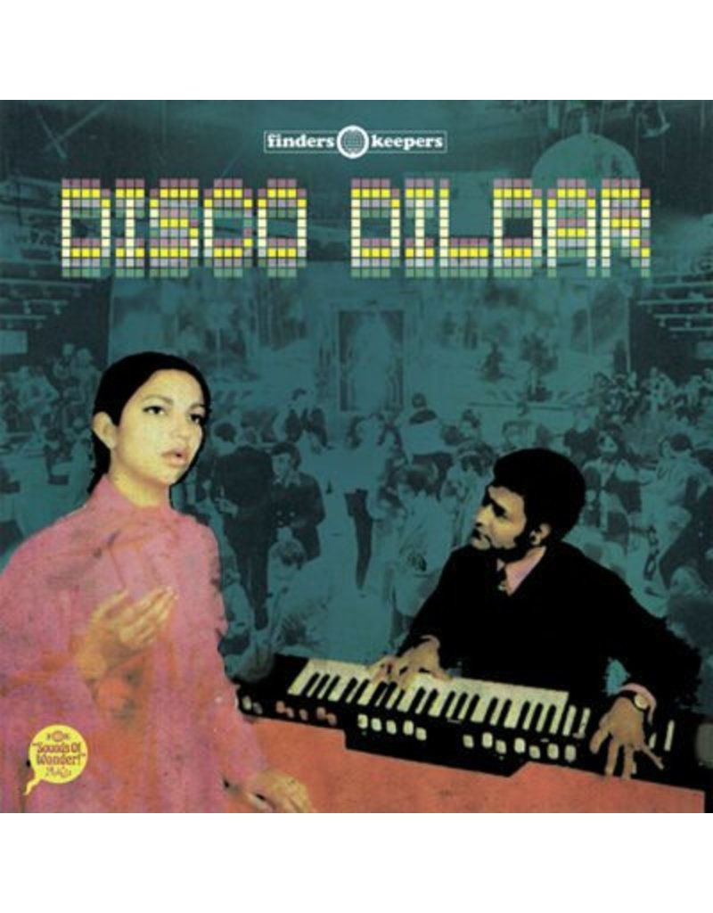 Finders Keepers Various: Disco Dildar LP