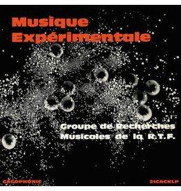 Cacophonic Various: Musique Experimentale LP