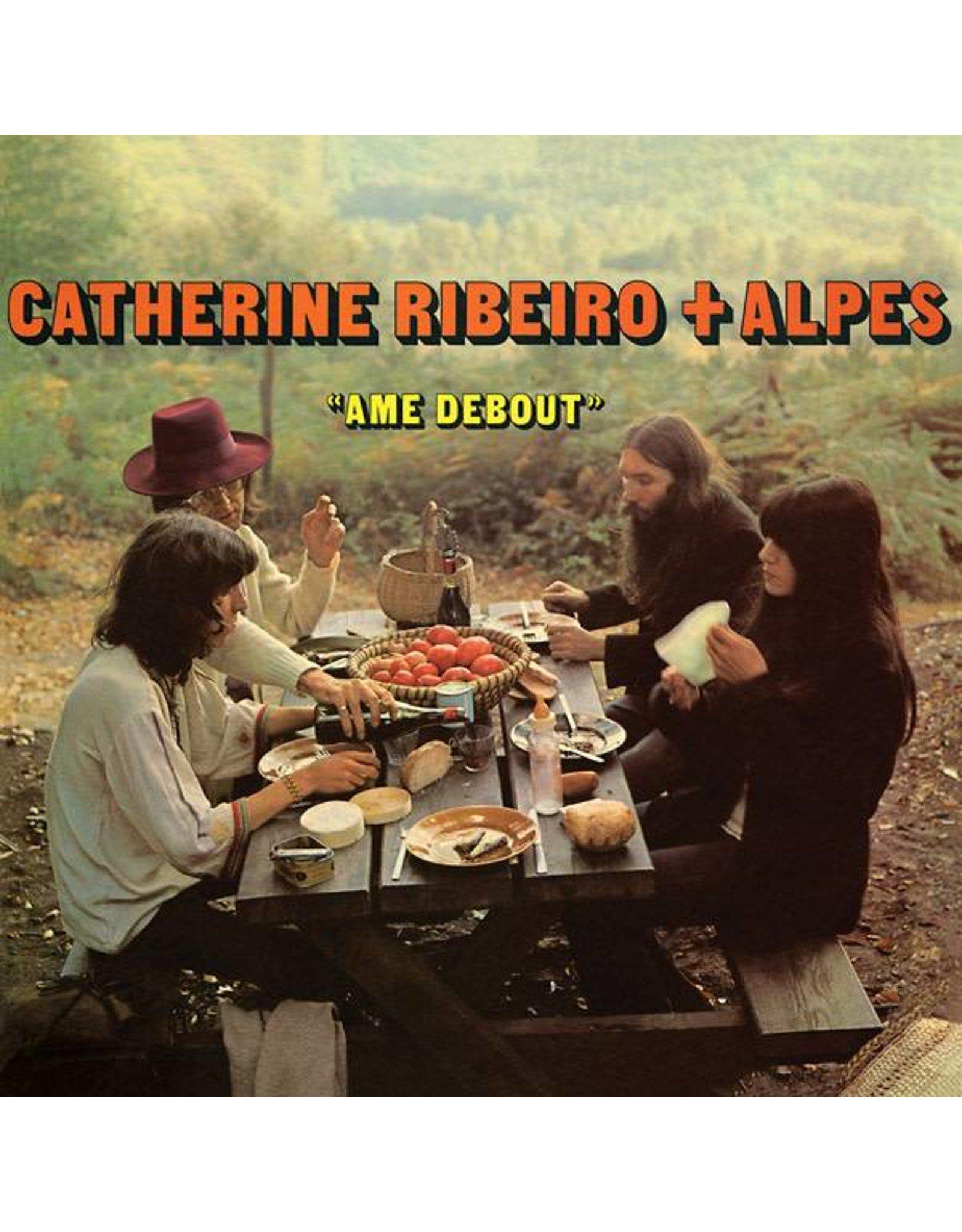 Anthology Ribeiro, Catherine & Alpes: Ame Debout LP