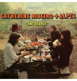 Anthology Ribeiro, Catherine & Alpes: Ame Debout LP