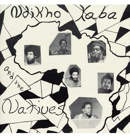 Matsuli Xaba, Ndikho & The Natives: s/t LP