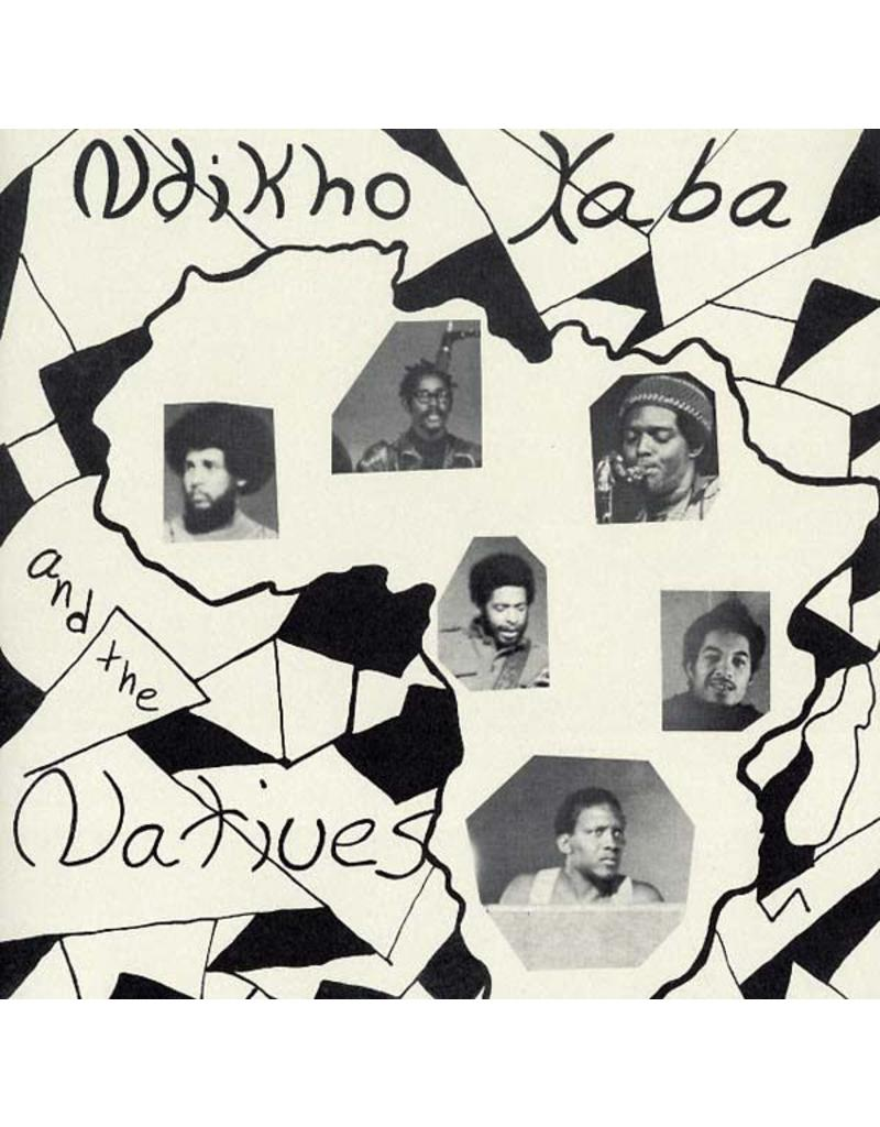 Matsuli Xaba, Ndikho & The Natives: s/t LP