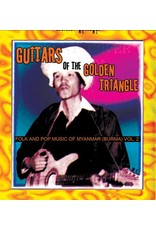 Sublime Frequencies Various: Guitars of the Golden Triangle LP