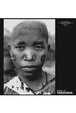 Sublime Frequencies Various: Music of Tanzania LP