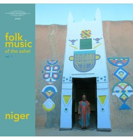 Sublime Frequencies Various: Folk Music of the Sahel Volume 1 LP