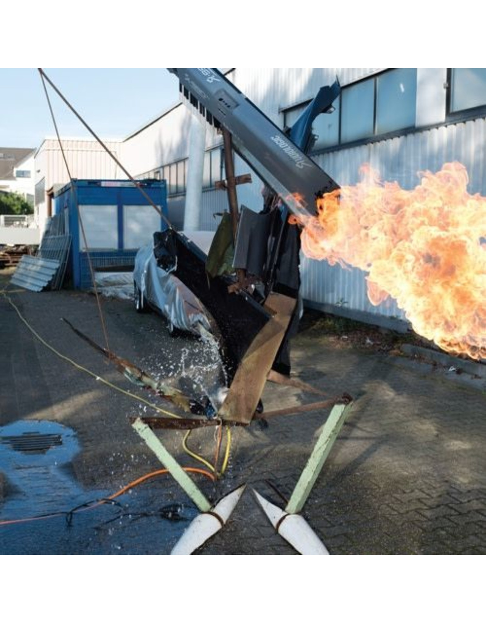 Kranky Hecker, Tim: Konoyo LP