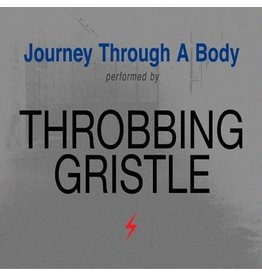 Mute Throbbing Gristle: Journey Through A Body LP