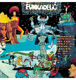Westbound Funkadelic: Standing On The Verge Of Getting It On LP
