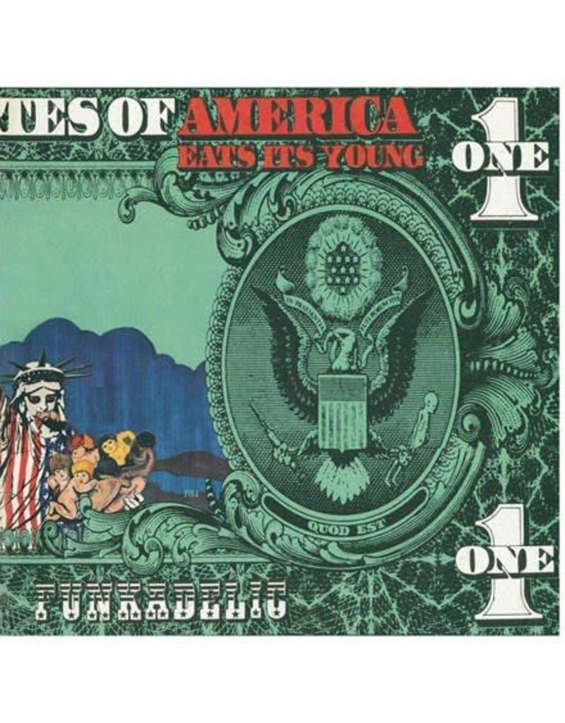 Westbound Funkadelic: America Eats Its Young LP