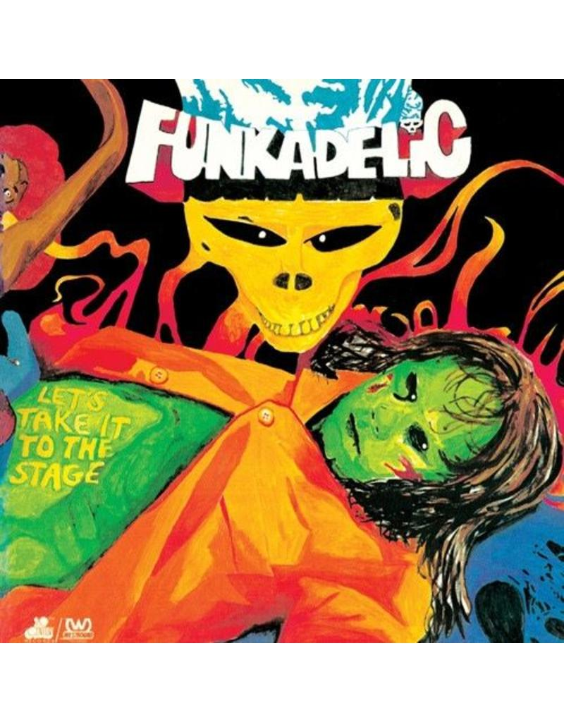 Westbound Funkadelic: Let's Take It To The Stage LP
