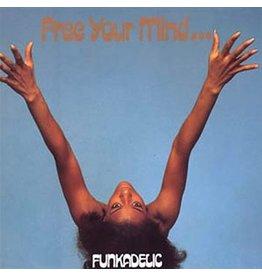Westbound Funkadelic: Free Your Mind LP