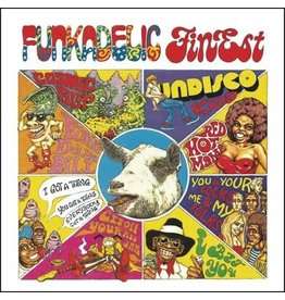 Tidal Wave Music Funkadelic: Finest LP