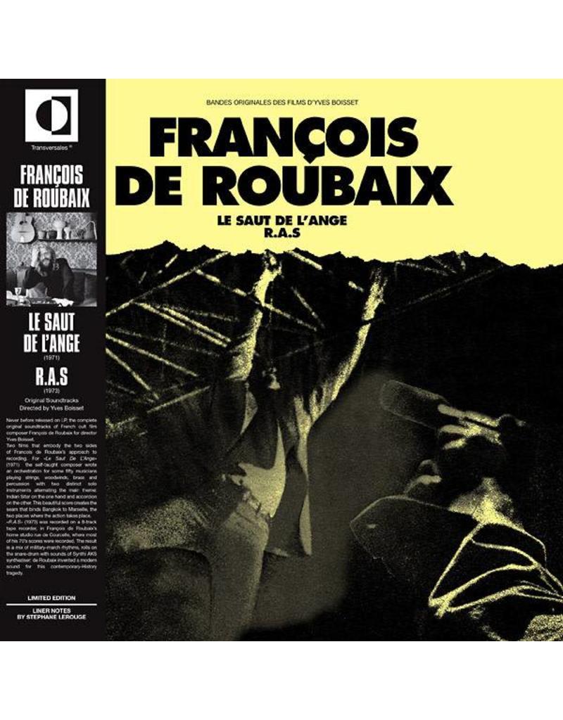 Transversales Disques De Roubaix, Francois: Le Saut De L'Ange/R.A.S LP