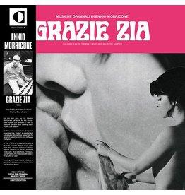 Transversales Disques Morricone, Ennio: Grazie Zia LP