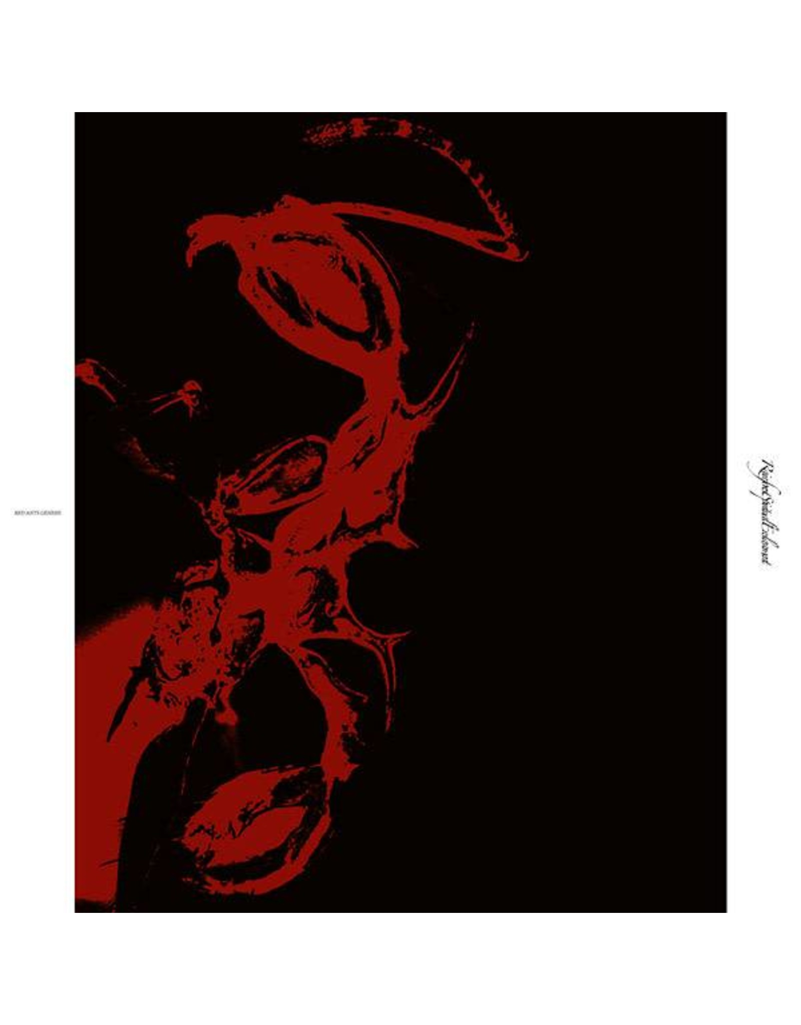 Hospital Rainforest Spiritual Enslavement: Red Ants Genesis LP