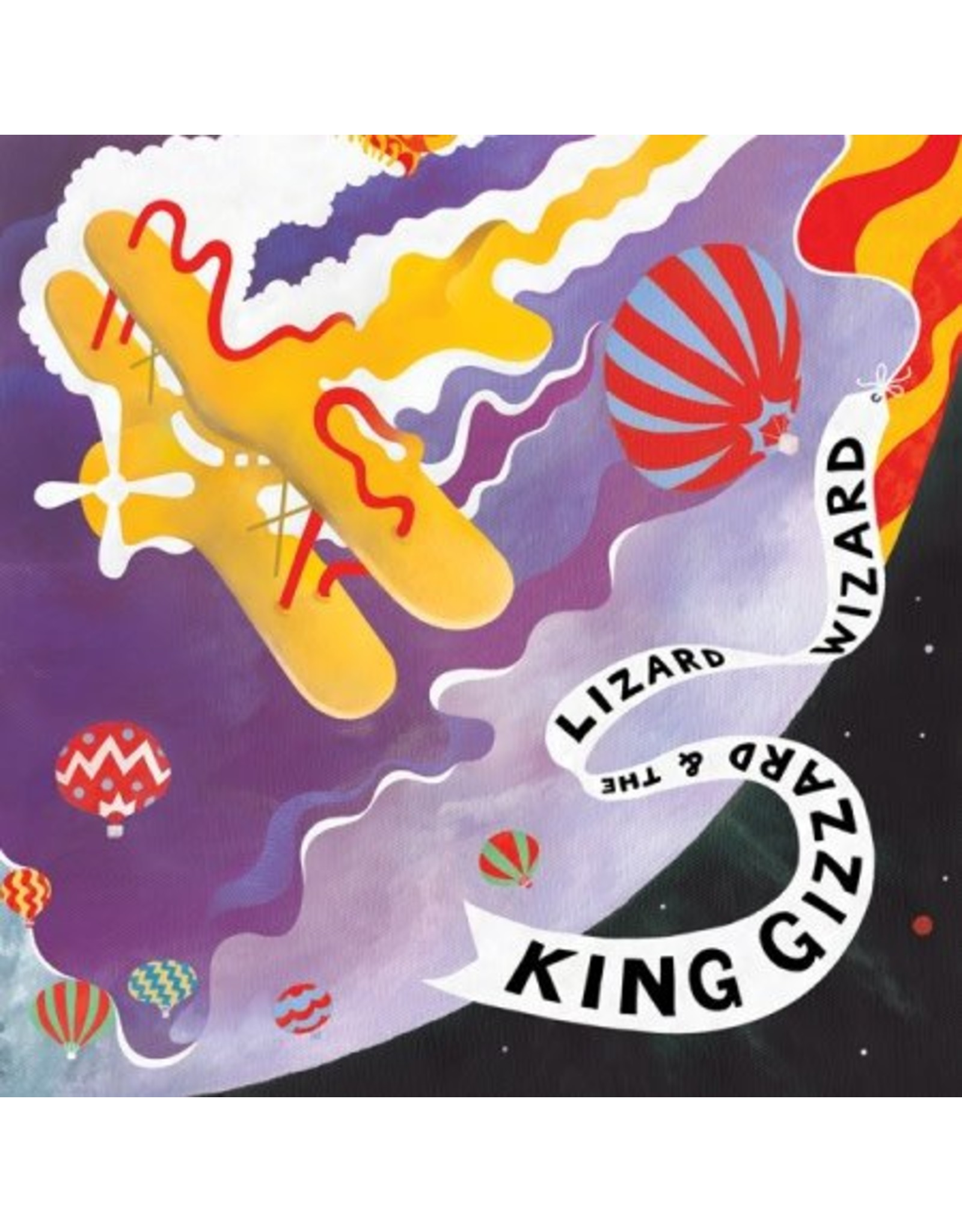 Castle Face King Gizzard & The Lizard Wizard: Quarters LP