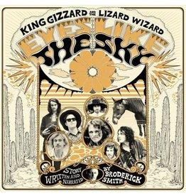 ATO King Gizzard & The Lizard Wizard: Eyes Like The Sky LP