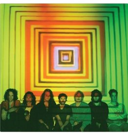 ATO King Gizzard & the Lizard Wizard: Float Along - Fill Your Lungs (yellow/poster) LP