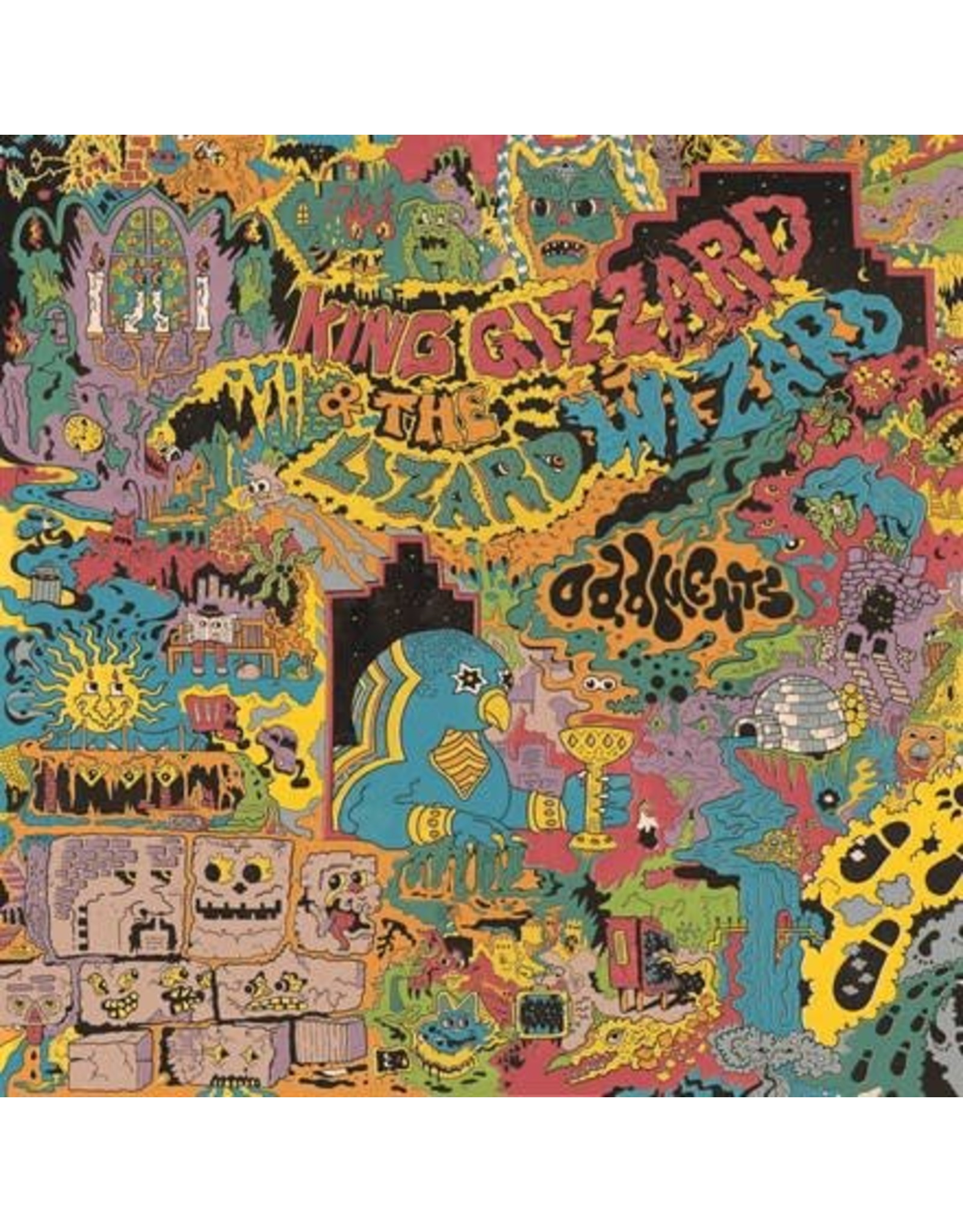 ATO King Gizzard & The Lizard Wizard: Oddments LP