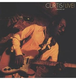 Antarctica Starts Here Mayfield, Curtis: Curtis / Live! LP