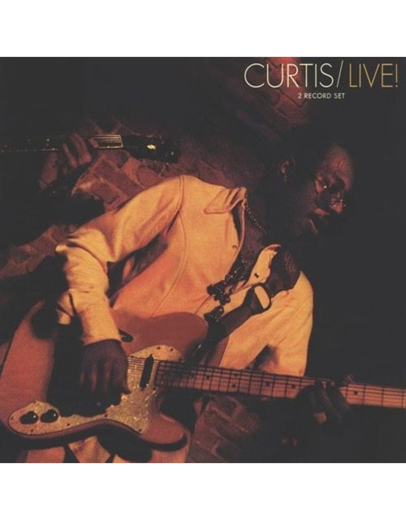 Antarctica Stars Here Mayfield, Curtis: Curtis / Live! LP