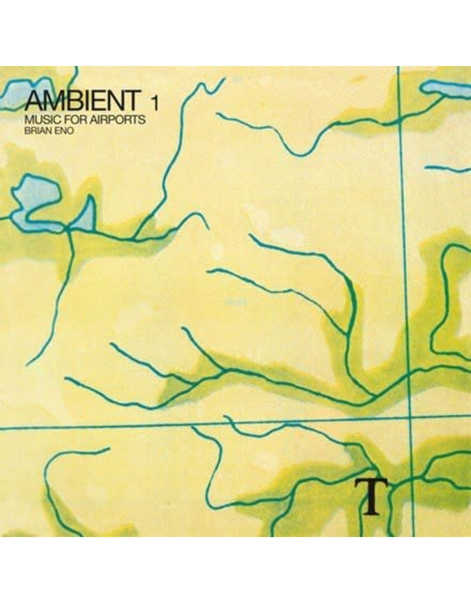 Astralwerks Eno, Brian: Ambient 1: Music For Airports (2LP half-speed) LP