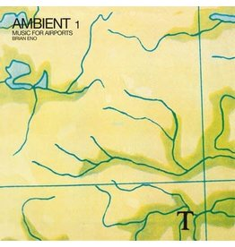 Astralwerks Eno, Brian: Ambient 1: Music For Airports (2LP/Half-Speed) LP