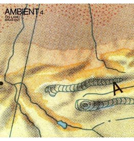 Astralwerks Eno, Brian: Ambient 4: On Land (2LP half-speed) LP