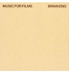 Astralwerks Eno, Brian: Music For Films (2LP half-speed) LP
