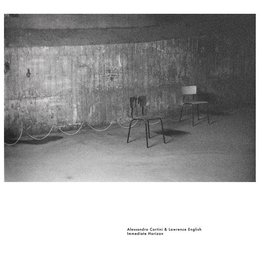 Important Cortini, Alessandro/English, Lawrence: Immediate Horizon LP