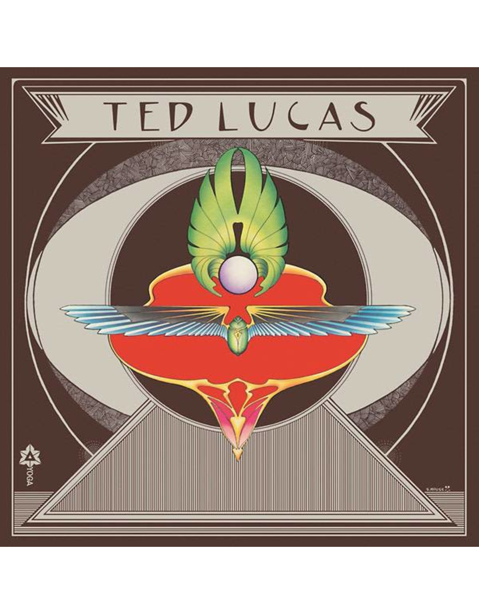 Yoga Lucas, Ted: s/t LP