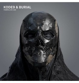Fabric Kode9/Burial: Fabriclive 100 4LP