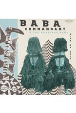 Sublime Frequencies Baba Commandant: Siri Ba Kele LP