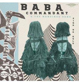 Sublime Frequencies Baba Commandant: Siri Ba Kele LP