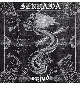 Sublime Frequencies Senyawa: Sujud LP
