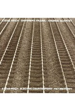 Nonesuch Reich, Steve: Different Trains/Electric Counterpoint LP