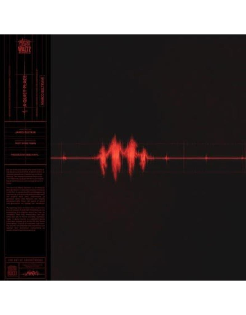 Death Waltz A Quiet Place OST LP