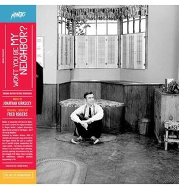 Mondo Won't You Be My Neighbor OST LP
